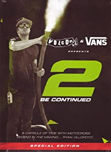 2 Be Continued - Ryan Villopoto - Special Edition DVD