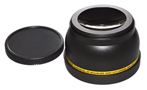 52mm High Definition Telephoto Lens for Nikon AF Nikkor 50mm f/1.8D 2.2x Ultra High Power Telephoto Converter 52 mm Threaded AF  available at amazon for Rs.2499