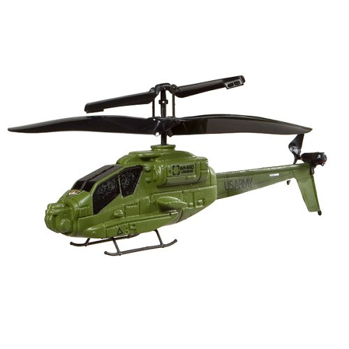 Buy Now at Amazon.com: Air Hogs Apache Havoc Helicopter