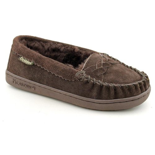 "Cheap Women's Bearpaw Mocassins ""Brigetta"" – Chocolate (B0096CDQ3G)"