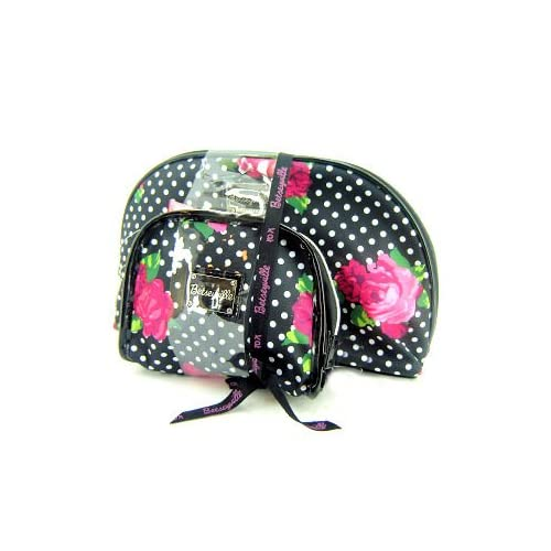 Amazon.com: Betseyville by Betsey Johnson Dotty Rose Dome