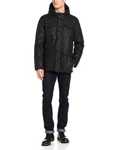 Vince Camuto Men's Puffer Bomber