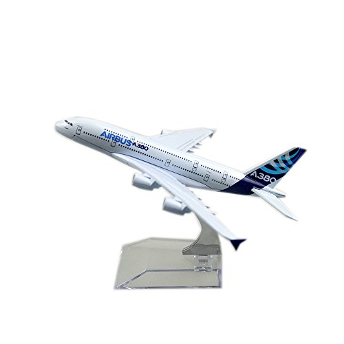 Airbus A380 Alloy Metal Model Decorations Plane Model Die-cast 1:400 (Airbus A380 1 400 compare prices)