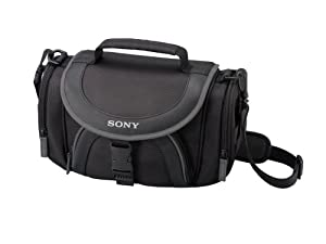 Sony LCS-X30 Soft Carrying Case for most Sony Camcorders