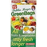 48 Debbie Meyer Green Bags Value Pack - Medium - 48 Bags - Made And Shipped In USA!