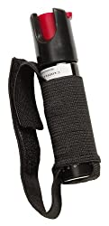 SABRE RED Pepper Spray - Police Strength - Runner with Hand Strap (Max Protection - 35 shots, up to 5x's more) from Sabre