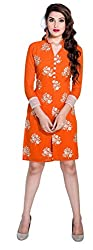Shree Vardhman Fabric- Georgette fancy Kurti