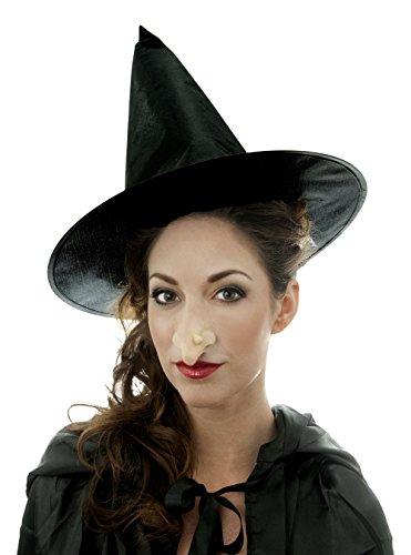 Woochie by Cinema Secrets Witch Nose Latex Appliance- Small, Multi, One Size - 1