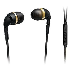 Philips O'Neill SHO2205BK/10 The Tread In-Ear Headset - Black