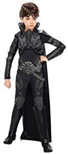 Man of Steel Deluxe Child's Faora Costume, Small
