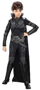 Man of Steel Deluxe Child's Faora Costume, Small