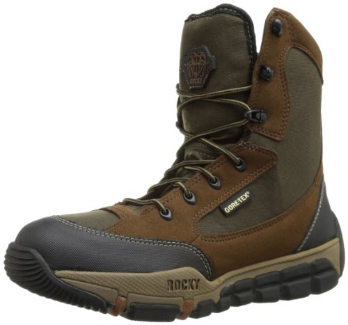 Rocky Men's Athletic Mobility Realtree Hunting Boot