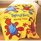 Official Kids Tweenies Printed Fleece Blanket