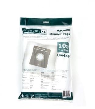 20 Staubsaugerbeutel Variant AE04 Groß geeignet für Menalux DBT196