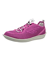 Hi-Tec Little Girls' Synthetic Zu Trainers