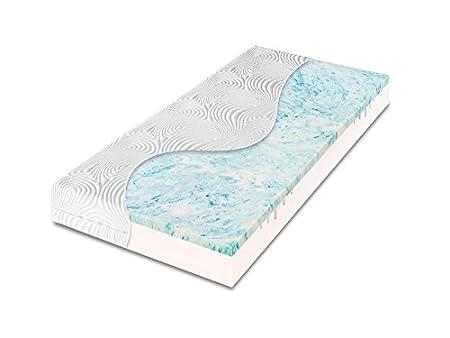 Dunlopillo Aqualite 1700 Coltex Kaltschaum-Matratze mit AquaLite, Härtegrad H3, Größen Matratzen:100 x 200 cm