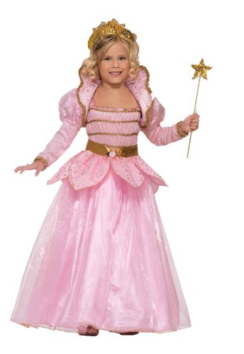 Forum Novelties Little Pink Princess Costume, Child Small