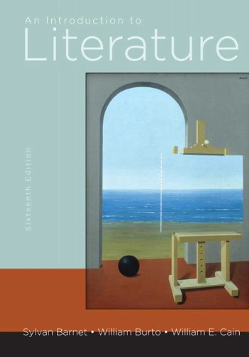 An Introduction to Literature (16th Edition)