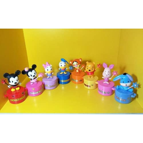 Music Box Disney From 7-eleven (Limited Edition) Product of Thailand