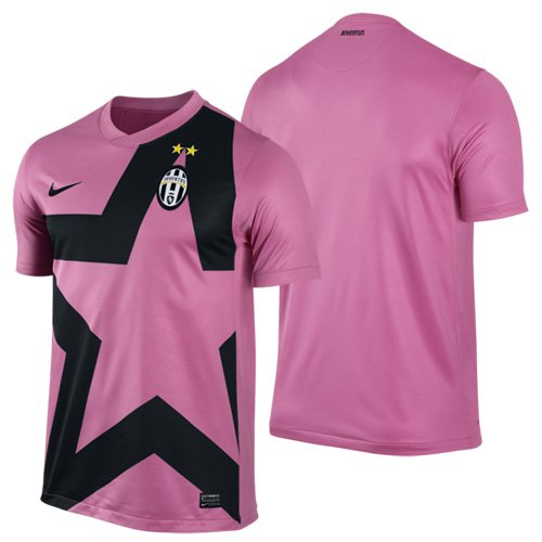 Official Nike Juventus jersey - Away 2011-2012
