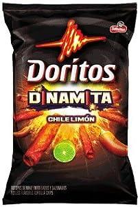 Doritos Dinamita Vs Takis Doritos Dinamita Chile Limon