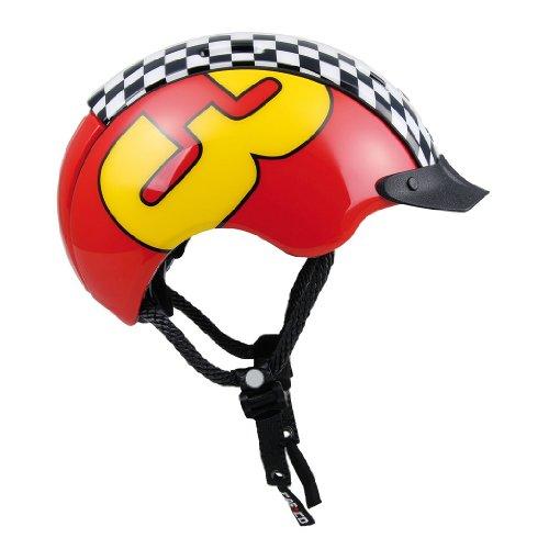 Casco Mini Pro Casque vélo Pour enfant Motif Pro Racer 3 50-55