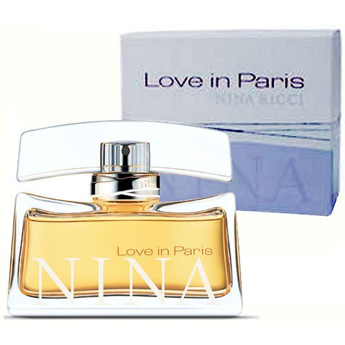 Love In Paris by Nina Ricci for Women Eau De Parfum Spray, 1.7 Ounce