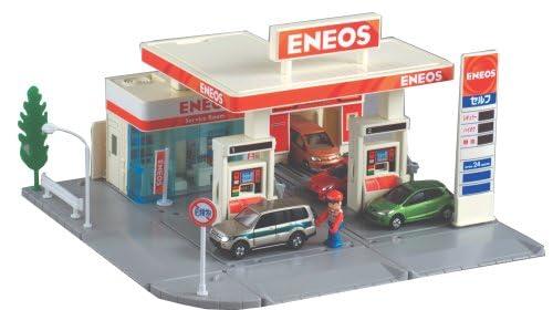 トミカタウン ガソリンスタンド(ENEOS)