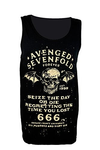 Avenged Sevenfold -  Canotta  - Uomo nero L