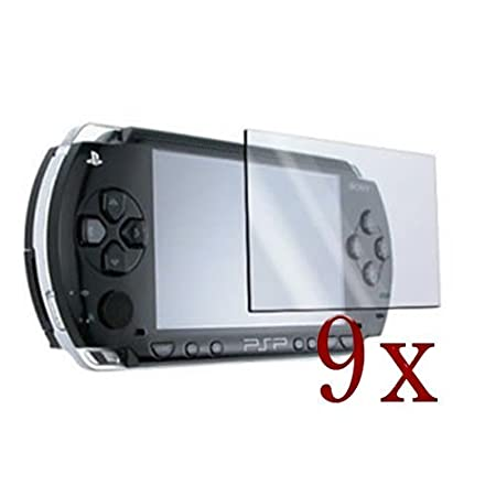 GTMax 9 LCD Screen Protector for Sony PSP