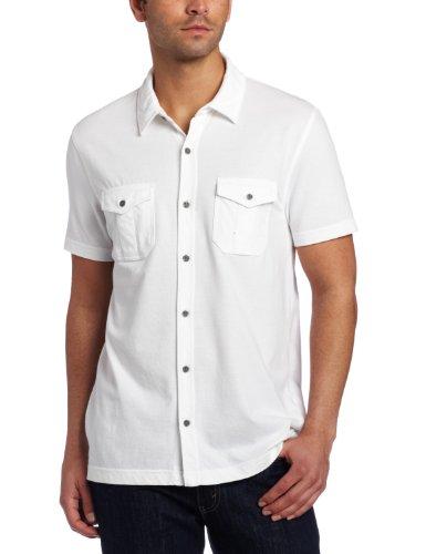 Calvin Klein Jeans Men's Cool Hand Pique Shirt