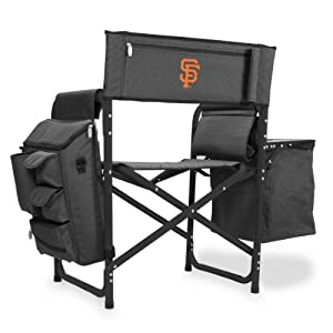 MLB San Francisco Giants Portable Folding Fusion Chair