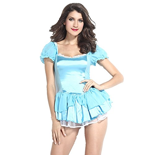 2pcs Women Cinderella Fancy princess skirt Bottom pants underwear Dress Costume