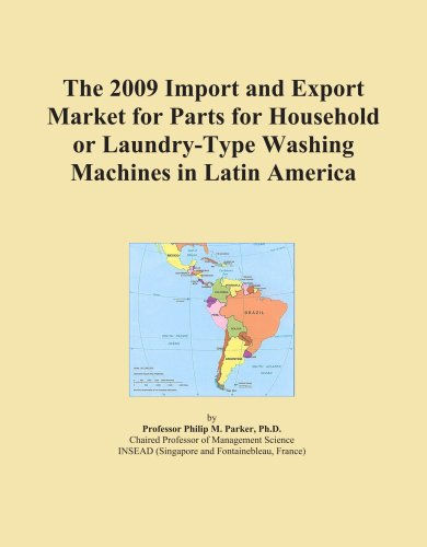The 2009 Import And Export Market For Parts For Household Or Laundry-Type Washing Machines In Latin America front-537649