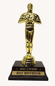 Small Best Boyfriend Victory Trophy Award, Achievement Award