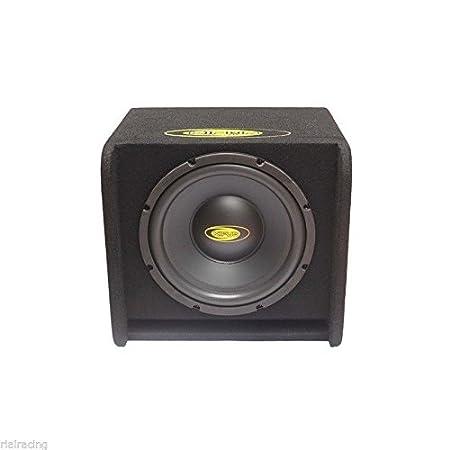 'SUBWOOFER avec caisse 12250RMS 1000W kipus équipement de son car audio haut-parleur