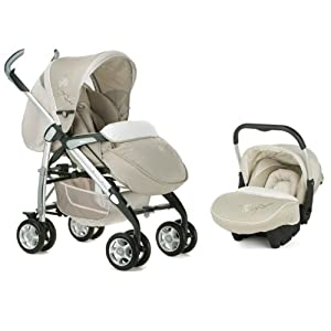 Silver Cross 3D Travel System - Vintage: Amazon.co.uk: Baby