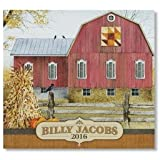 Billy Jacobs 2016 Country Calendar - Home Wall Decor