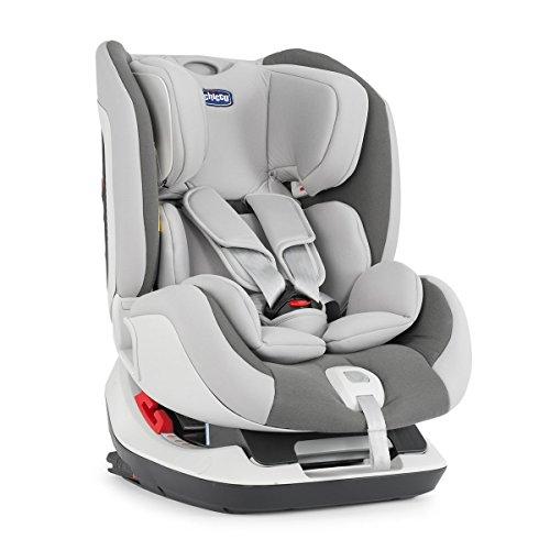 Chicco - Seggiolino Auto Seat Up 012 (Gr.0+/1/2) , Colore Grigio