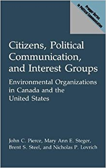 the citizens influence in canada and united states policymaking New style lobbying: how getup channels australians' voices  mobilising citizens  success in terms of public or policymaking influence have focused on a.