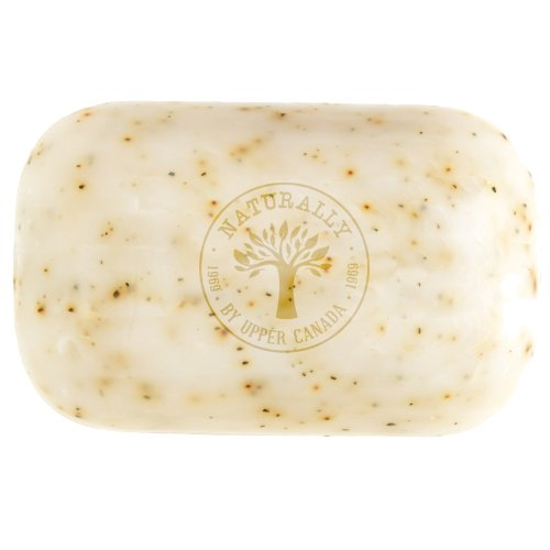 Upper Canada Naturally Signature Collection Moisturizing Bath Soap Bar, White Tea Ginger, 7.75 Ounce