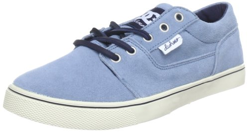 DC Shoes BRISTOL LE WOMENS BRISTOL LE Trainers Womens Blue Blau (LT BLUE) Size: 3.5 (36 EU)