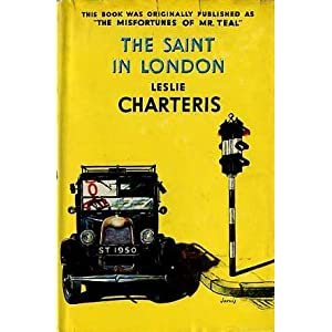 Leslie Charteris The Saint in London