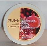 DELON Intense Moisturizing Pomegranate Body Butter 6.9 Oz