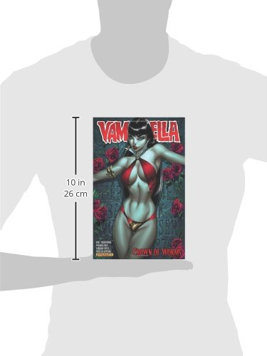Vampirella Volume 1: Crown of Worms