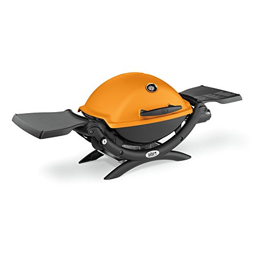 Sale!! Weber 51190001 Q1200 Liquid Propane Grill, Orange