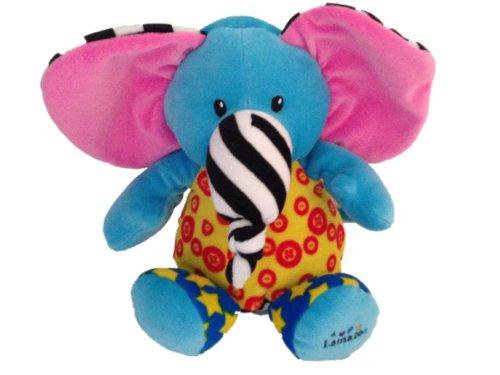 Lamaze Elephant Baby ~ Plush - 1
