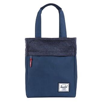 Herschel Supply Co. Adult Harvest Tote Bag, Navy Quilt, One Size