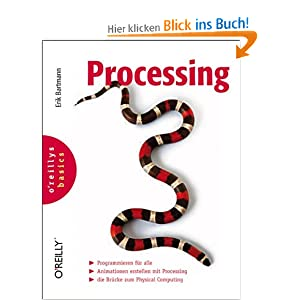 eBook Cover für  Processing oreillys basics