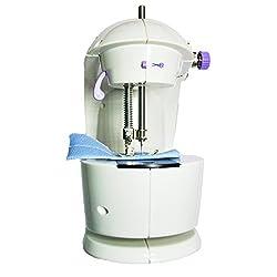 Selvel Sewing Machine S201 (White )
